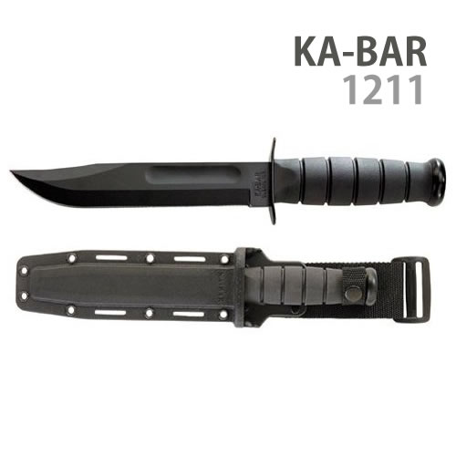 Нож Black KA-BAR Straight Edge 1211